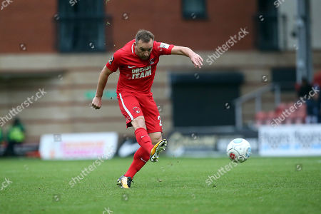 O's Charlie Lee scores 3rd goal during Leyton Orient vs Havant and Waterlooville, Vanarama National League Football at The Breyer Group Stadium on 27th October 2018