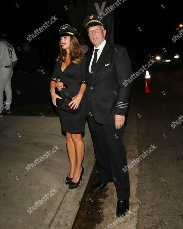 Steve Tisch and Dana Norris