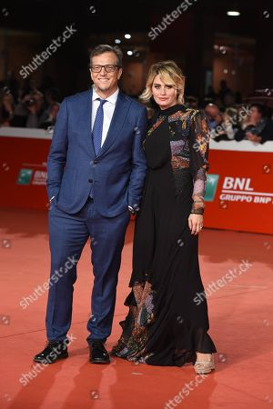 Editorial picture of 'Magic nights' premiere, Rome Film Festival, Italy - 27 Oct 2018