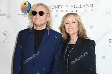 Editorial picture of Friendly House 29th Annual Awards Luncheon, Beverly Hills, USA - 27 Oct 2018