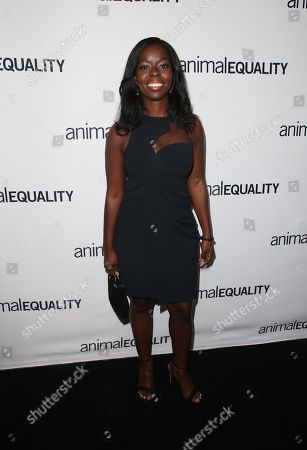 Stock Picture of Camille Winbush