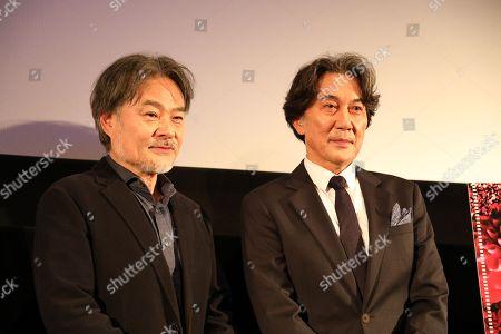 Kiyoshi Kurosawa and Koji Yakusho