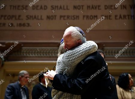 Editorial photo of Shooting Synagogue, Pittsburgh, USA - 28 Oct 2018
