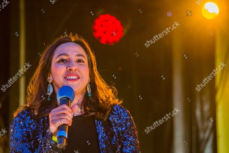 Editorial image of Diwali festival, Trafalgar Square, London, UK - 28 Oct 2018