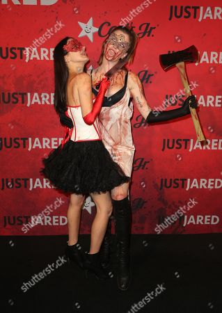 Editorial photo of Just Jared's 7th Annual Halloween Party, Los Angeles, California, USA - 27 Oct 2018