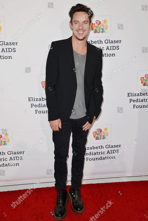 Editorial photo of Elizabeth Glaser Pediatric AIDS Foundation 30th Anniversary, Arrivals, Los Angeles, USA - 28 Oct 2018