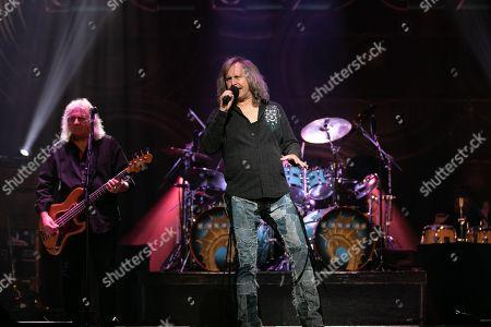 Kansas - Billy Greer, Ronnie Platt