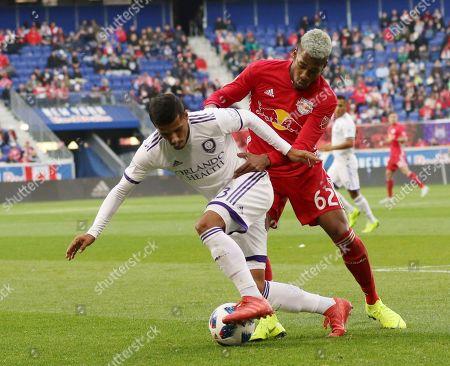Editorial photo of MLS Orlando City Red Bulls Soccer, Harrison, USA - 28 Oct 2018
