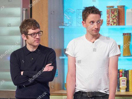 Stock Image of Elis James and John Robins