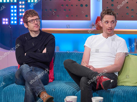 Stock Picture of Elis James and John Robins
