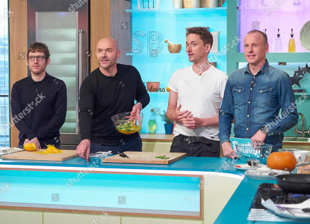 Editorial picture of 'Sunday Brunch' TV show, London, UK - 28 Oct 2018