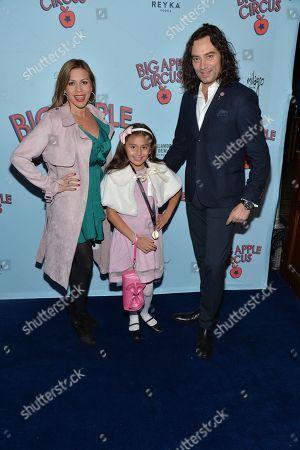 Editorial image of 'Big Apple Circus' opening night, New York, USA - 28 Oct 2018
