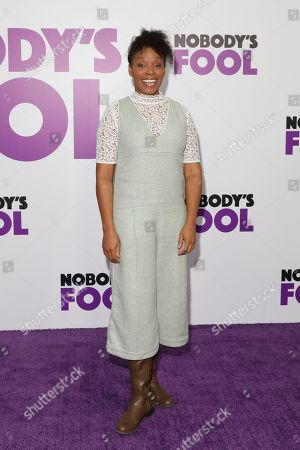 Stock Picture of Amber Ruffin