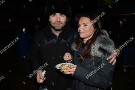 Sam Young and wife Galina Young