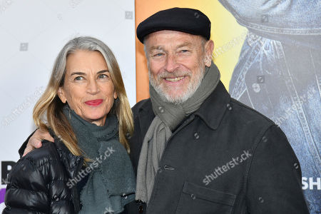 "Amanda Pays, Corbin Bernsen. Amanda Pays and Corbin Bernsen attend the world premiere of ""Nobody's Fool"" at AMC Loews Lincoln Square, in New York"