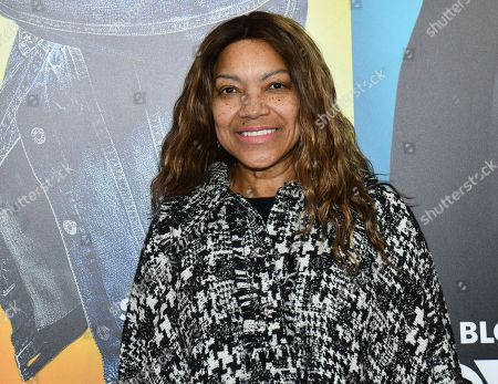 """Stock Photo of Grace Hightower attends the world premiere of """"Nobody's Fool"""" at AMC Loews Lincoln Square, in New York"""