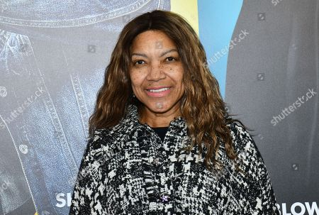"""Grace Hightower attends the world premiere of """"Nobody's Fool"""" at AMC Loews Lincoln Square, in New York"""