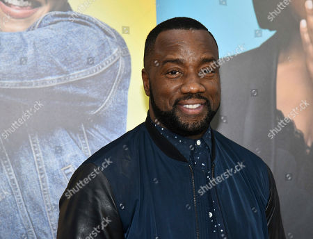 """Malik Yoba attends the world premiere of """"Nobody's Fool"""" at AMC Loews Lincoln Square, in New York"""