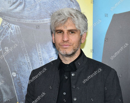 """Max Joseph attends the world premiere of """"Nobody's Fool"""" at AMC Loews Lincoln Square, in New York"""
