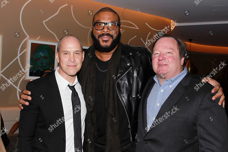 "Editorial image of Paramount Pictures, Paramount Players, Tyler Perry Studios and BET Films Present the World Premiere of ""Nobody's Fool"" - After Party, New York, USA - 28 Oct 2018"