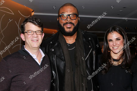 """Editorial picture of Paramount Pictures, Paramount Players, Tyler Perry Studios and BET Films Present the World Premiere of """"Nobody's Fool"""" - After Party, New York, USA - 28 Oct 2018"""