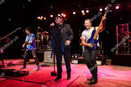 Steve Lukather, Joseph Williams, Shem von Schroeck