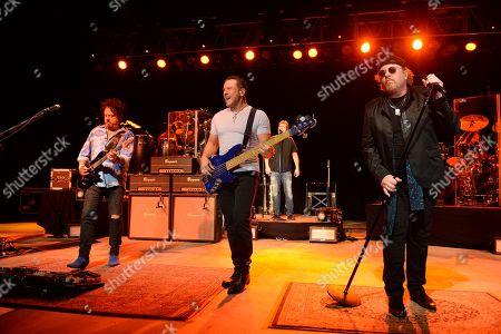 Steve Lukather, Shem von Schroeck, Joseph Williams