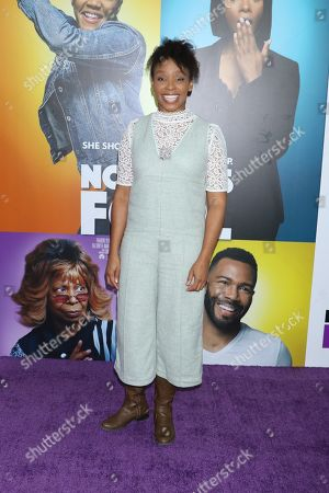 Stock Image of Amber Ruffin