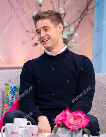 Stock Image of Max Irons
