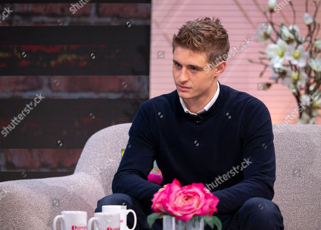 Stock Photo of Max Irons