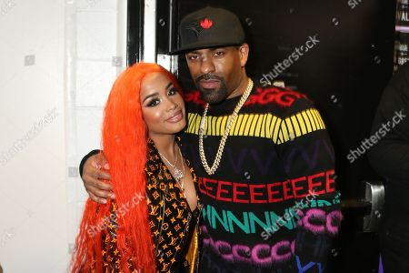Dreamdoll and DJ Clue
