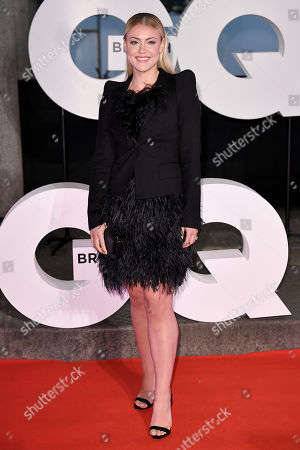 Editorial photo of GQ Magazine 30th Anniversary party, Arrivals, London, UK - 29 Oct 2018