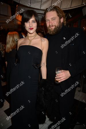Greg Williams and Eliza Cummings