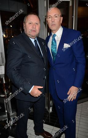 Gary Farrow and Dylan Jones