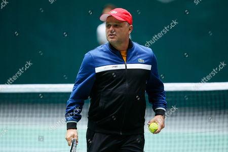 Marian Vajda, Djokovic coach