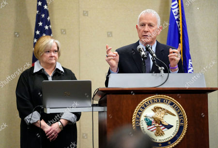 Dennis Shepard, Judy Shepard. Dennis Shepard, right, and his wife Judy Shepard, left, speak at a law enforcement roundtable on improving the identification and reporting of hate crimes at Department of Justice . Shepard's son, Matthew Shepard, was brutally murdered in 1998 and has come to symbolize the plight of the LGBTQ community in America