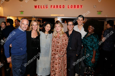Editorial photo of 'Quack' play opening night, Los Angeles, USA - 28 Oct 2018