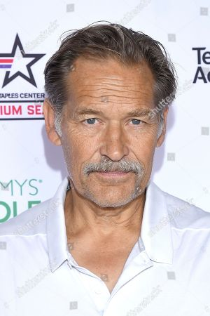 James Remar attends the 19th Annual Emmys Golf Classic at the Wilshire Country Club on in Los Angeles