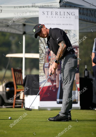 Robert Frank attends the 19th Annual Emmys Golf Classic at the Wilshire Country Club on in Los Angeles