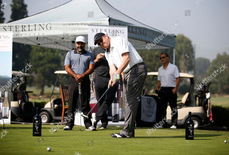 Peter Mackenzie attends the 19th Annual Emmys Golf Classic at the Wilshire Country Club on in Los Angeles