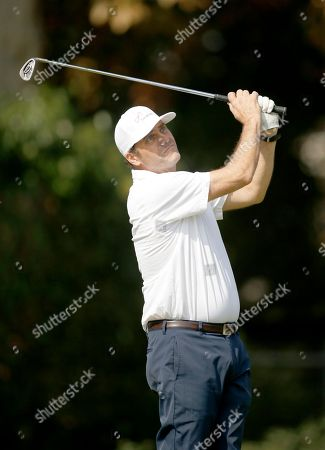 Andy Buckley attends the 19th Annual Emmys Golf Classic at the Wilshire Country Club on in Los Angeles