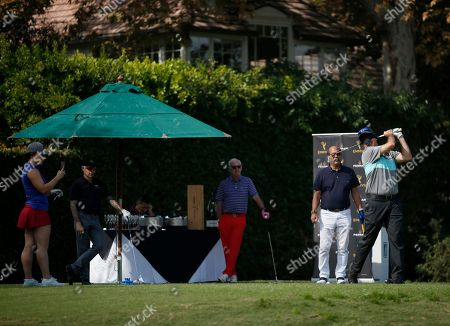 Editorial image of 19th Annual Emmys Golf Classic, Los Angeles, USA - 29 Oct 2018