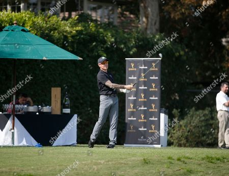 Stock Photo of Robert Frank attends the 19th Annual Emmys Golf Classic at the Wilshire Country Club on in Los Angeles