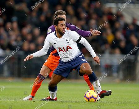 Mousa Dembele of Tottenham Hotspur