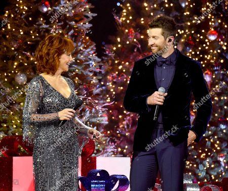 Editorial photo of Ninth Annual CMA Country Christmas, Nashville, USA - 27 Sep 2018