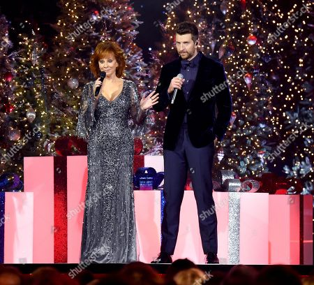 Editorial picture of Ninth Annual CMA Country Christmas, Nashville, USA - 27 Sep 2018