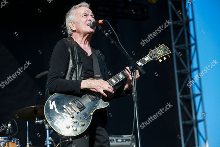 Stock Picture of Lee Ving