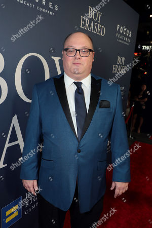 Editorial image of Focus Features film premiere of 'Boy Erased' at Directors Guild of America, Los Angeles, USA - 29 Oct 2018