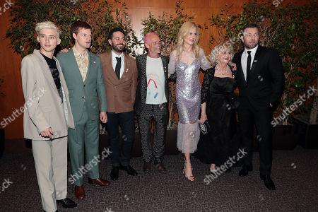 Troye Sivan, Lucas Hedges, Garrard Conley, Author, Flea, Nicole Kidman, Martha Conley, Joel Edgerton,