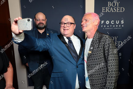 Editorial photo of Focus Features film premiere of 'Boy Erased' at Directors Guild of America, Los Angeles, USA - 29 Oct 2018
